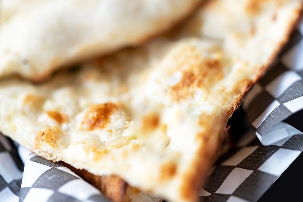 Recette cheese naan, pain Indien au fromage : informations, conseils, astuces.