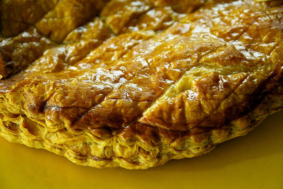 Recette galette frangipane maison, la galette des rois : informations, conseils, astuces.